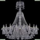 1409/20/460/XL-136/G Хрустальная подвесная люстра Bohemia Ivele Crystal (Богемия), 1409