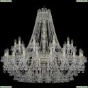 1409/20+10/400/G Хрустальная подвесная люстра Bohemia Ivele Crystal (Богемия), 1409