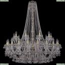 1409/20+10/400/h-133/G Хрустальная подвесная люстра Bohemia Ivele Crystal (Богемия), 1409