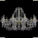 1410/10/360/G/V7010 Подвесная люстра Bohemia Ivele Crystal (Богемия), 1410