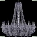 1410/16/360/h-95/Ni/V0300 Подвесная люстра Bohemia Ivele Crystal (Богемия), 1410