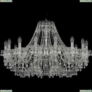 1410/16/360/Ni/V0300 Подвесная люстра Bohemia Ivele Crystal (Богемия), 1410