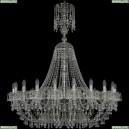 1410/20/400/XL-130/Ni/V0300 Подвесная люстра Bohemia Ivele Crystal (Богемия), 1410