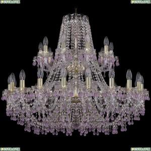 1410/20+10/360/2d/G/V7010 Подвесная люстра Bohemia Ivele Crystal (Богемия), 1410