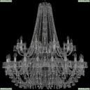 1410/20+10/400/2d/Ni/V0300 Подвесная люстра Bohemia Ivele Crystal (Богемия), 1410