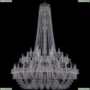 1410/24+12+6/460/h-175/2d/Ni/V0300 Подвесная люстра Bohemia Ivele Crystal (Богемия), 1410