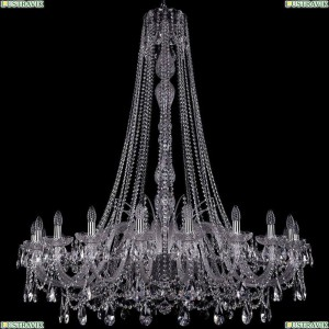1411/20/460/h-151/Ni Подвесная люстра Bohemia Ivele Crystal (Богемия), 1411