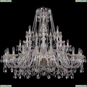 1411/20+5+5/460/G Подвесная люстра Bohemia Ivele Crystal (Богемия), 1411