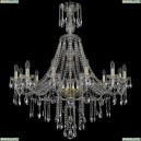 1415/12/360/XL-113/G Хрустальная подвесная люстра Bohemia Ivele Crystal (Богемия), 1415