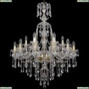 1415/12+6/300/XL-108/G Подвесная люстра Bohemia Ivele Crystal (Богемия), 1415