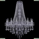1415/16/300/h-108/Ni Подвесная люстра Bohemia Ivele Crystal (Богемия), 1415
