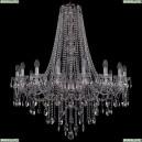 1415/16/360/h-112/Ni Хрустальная подвесная люстра Bohemia Ivele Crystal (Богемия), 1415