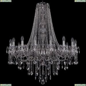 1415/16/360/h-112/Ni Подвесная люстра Bohemia Ivele Crystal (Богемия), 1415