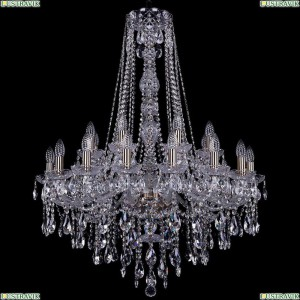 1415/16+8/300/h-106/Pa Подвесная люстра Bohemia Ivele Crystal (Богемия), 1415