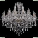 1415/16+8/300/Pa Хрустальная подвесная люстра Bohemia Ivele Crystal (Богемия), 1415