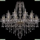 1415/16+8/400/G Хрустальная подвесная люстра Bohemia Ivele Crystal (Богемия), 1415