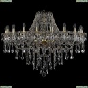 1415/20/400/G Подвесная люстра Bohemia Ivele Crystal (Богемия), 1415