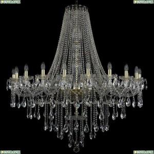 1415/20/460/h-139/G Подвесная люстра Bohemia Ivele Crystal (Богемия), 1415