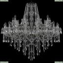 1415/20+10/400/Ni Хрустальная подвесная люстра Bohemia Ivele Crystal (Богемия), 1415