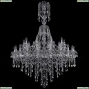 1415/20+10/400/XL-154/Ni Подвесная люстра Bohemia Ivele Crystal (Богемия), 1415