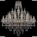 1415/20+10+5/360/G Подвесная люстра Bohemia Ivele Crystal (Богемия), 1415