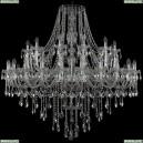 1415/24+12/530/Ni Хрустальная подвесная люстра Bohemia Ivele Crystal (Богемия), 1415
