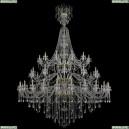 1415/24+12+12/900/XLU-320/3d/G Хрустальная подвесная люстра Bohemia Ivele Crystal (Богемия), 1415