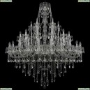 1415/24+12+6/530/Ni Подвесная люстра Bohemia Ivele Crystal (Богемия), 1415
