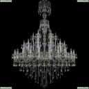 1415/24+12+6/530/XL-210/Ni Подвесная люстра Bohemia Ivele Crystal (Богемия), 1415