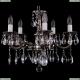 1702/5/175/A/NB Хрустальная подвесная люстра Bohemia Ivele Crystal (Богемия), 1701