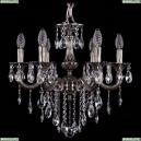 1702/6/175/B/NB Хрустальная подвесная люстра Bohemia Ivele Crystal (Богемия), 1701