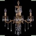1702/4/175/B/FP Хрустальная подвесная люстра Bohemia Ivele Crystal (Богемия), 1701