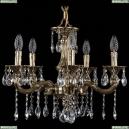 1702/5/175/A/GB Хрустальная подвесная люстра Bohemia Ivele Crystal (Богемия), 1701