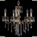1702/5/175/B/GB Хрустальная подвесная люстра Bohemia Ivele Crystal (Богемия), 1701