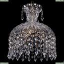 7715/22/3/Pa/Drops Хрустальная подвесная люстра Bohemia Ivele Crystal (Богемия), 7715