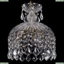 7715/22/3/Pa/Leafs Хрустальная подвесная люстра Bohemia Ivele Crystal (Богемия), 7715