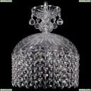 7715/22/3/Ni/R Хрустальная подвесная люстра Bohemia Ivele Crystal