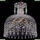 7715/30/Pa/Drops Хрустальная подвесная люстра Bohemia Ivele Crystal