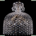 7715/30/Pa/R Хрустальная подвесная люстра Bohemia Ivele Crystal (Богемия), 7715