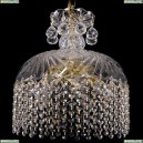 7715/30/G/R Хрустальная подвесная люстра Bohemia Ivele Crystal (Богемия), 7715
