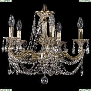 1702/5/175/C/GI Хрустальная подвесная люстра Bohemia Ivele Crystal (Богемия), 1702