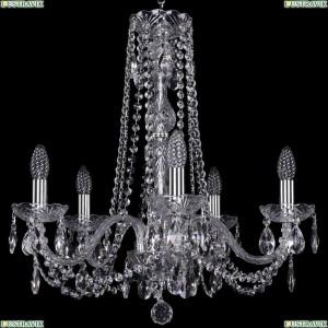 1402/5/195/h-58/Ni Подвесная люстра Bohemia Ivele Crystal (Богемия), 1402