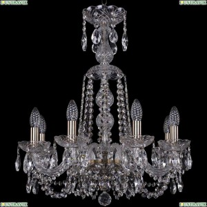 1402/8/195/XL-65/Pa Подвесная люстра Bohemia Ivele Crystal (Богемия), 1402