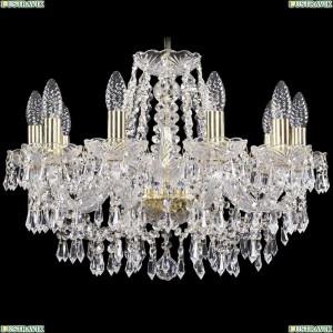1403/10/195/G Подвесная люстра Bohemia Ivele Crystal (Богемия), 1403