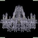 1403/12/240/Pa Хрустальная подвесная люстра Bohemia Ivele Crystal