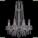 1403/8/141/h-59/Ni Подвесная люстра Bohemia Ivele Crystal (Богемия), 1403