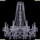 1403/8/240/h-76/Ni Хрустальная подвесная люстра Bohemia Ivele Crystal (Богемия), 1403