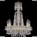 1410/10/141/XL-58/G/V0300 Подвесная люстра Bohemia Ivele Crystal (Богемия), 1410