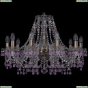 1410/10/240/Pa/V7010 Подвесная люстра Bohemia Ivele Crystal (Богемия), 1410
