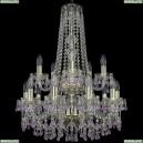 1410/10+5/195/h-74/2d/G/V7010 Подвесная люстра Bohemia Ivele Crystal (Богемия), 1410